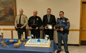 2018 Annual Law Enforcement Awards Ceremony